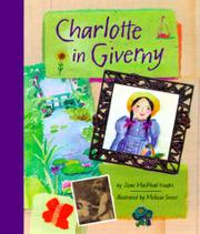 Book Cover for CHARLOTTE IN GIVERNY