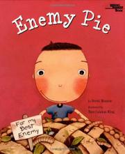 Cover art for ENEMY PIE