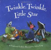 Cover art for TWINKLE, TWINKLE, LITTLE STAR