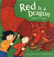 Book Cover for RED IS A DRAGON
