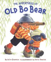 Cover art for THE ADVENTURES OF OLD BO BEAR