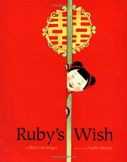 Book Cover for RUBY'S WISH