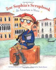 ZOE SOPHIA'S SCRAPBOOK by Claudia Mauner