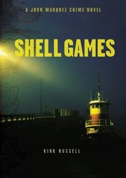 Cover art for SHELL GAMES