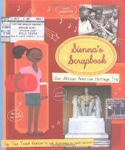 SIENNA'S SCRAPBOOK by Toni Trent Parker