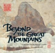Cover art for BEYOND THE GREAT MOUNTAINS
