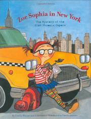 ZOE SOPHIA IN NEW YORK by Claudia Mauner