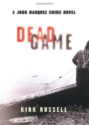 Book Cover for DEAD GAME