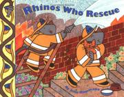 RHINOS WHO RESCUE by Julie Mammano