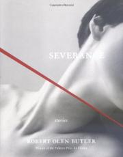 Cover art for SEVERANCE