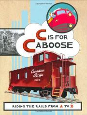 Cover art for C IS FOR CABOOSE