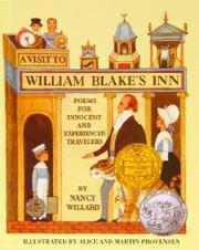 A VISIT TO WILLIAM BLAKE'S INN by Nancy Willard