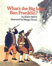 Book Cover for WHAT'S THE BIG IDEA, BEN FRANKLIN?