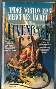 Cover art for THE ELVENBANE