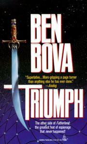 TRIUMPH by Ben Bova