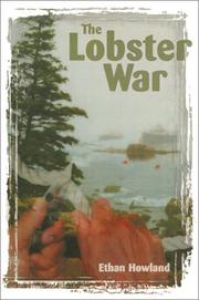 THE LOBSTER WAR by Ethan Howland