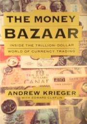 THE MONEY BAZAAR by Andrew J. Krieger