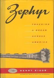 ZEPHYR by Henry Kisor