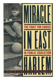 MIRACLE IN EAST HARLEM by Sy Fliegel