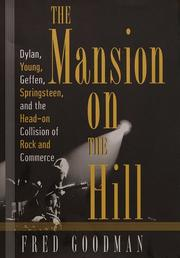 Book Cover for THE MANSION ON THE HILL