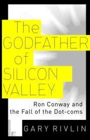 Cover art for THE GODFATHER OF SILICON VALLEY