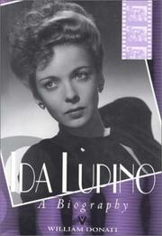 IDA LUPINO by William Donati