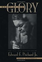 Cover art for SHORT OF THE GLORY