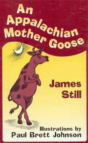 AN APPALACHIAN MOTHER GOOSE by James Still