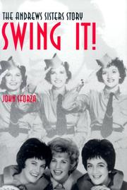 SWING IT! by John Sforza