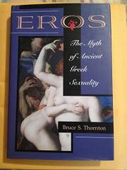 EROS by Bruce S. Thornton