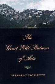 Book Cover for THE GREAT HILL STATIONS OF ASIA