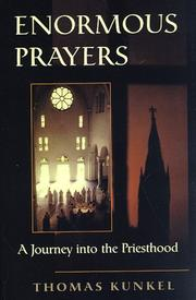 Cover art for ENORMOUS PRAYERS