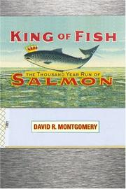 Book Cover for KING OF FISH