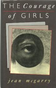 Cover art for THE COURAGE OF GIRLS