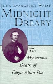 MIDNIGHT DREARY by John Evangelist Walsh