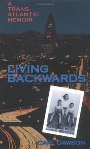 Cover art for LIVING BACKWARDS