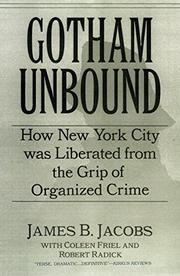 Cover art for GOTHAM UNBOUND