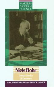 NIELS BOHR by Ray Spangenburg