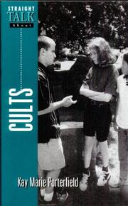 STRAIGHT TALK ABOUT CULTS by Kay Marie Porterfield