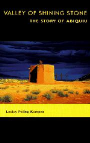 VALLEY OF SHINING STONE by Lesley Poling-Kempes