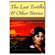 Book Cover for THE LAST TORTILLA