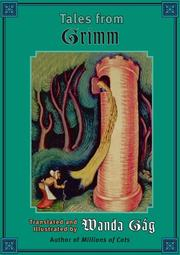Cover art for TALES FROM GRIMM