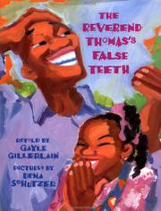 THE REVEREND THOMAS'S FALSE TEETH by Gayle Gillerlain