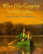 Book Cover for WHEN I GO CAMPING WITH GRANDMA