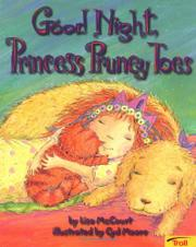 GOOD NIGHT, PRINCESS PRUNEY TOES by Lisa McCourt