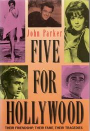 FIVE FOR HOLLYWOOD by John Parker