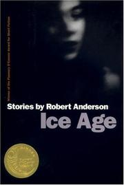 ICE AGE by Robert Anderson