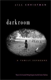 DARKROOM by Jill Christman