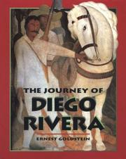 Cover art for THE JOURNEY OF DIEGO RIVERA