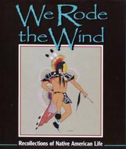 WE RODE THE WIND by Jane B. Katz